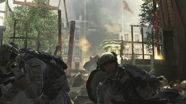 Dwight Howard Stars In 'Call Of Duty: Modern Warfare 3