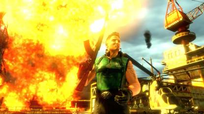 Mercenaries 2 world in flames gets total payback this october pandemic is releasing an explosive new update for mercenaries 2 world in flames total payback will hit xbox live october 13th and psn october 20th altavistaventures Gallery