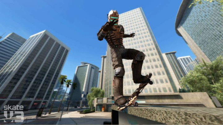 skate 3 scooter cheat