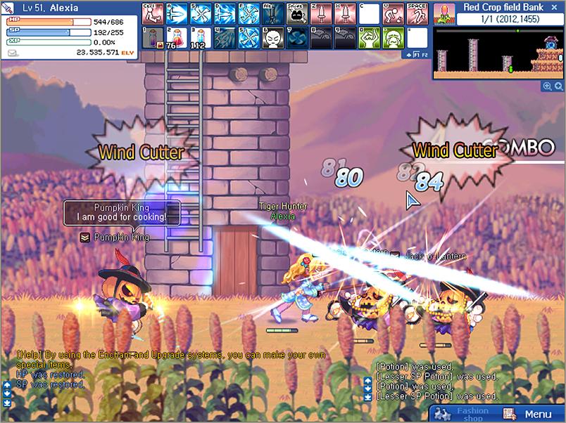 LaTale Online v5 1 2D MMORPG Client | Game Front