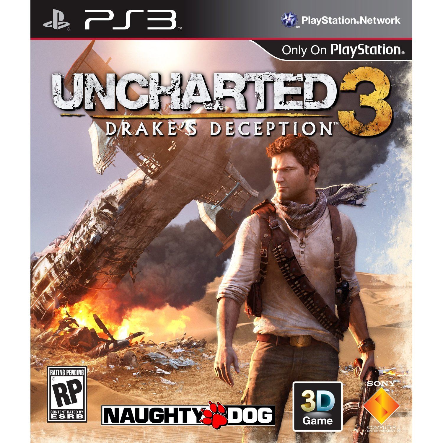 The best place to get cheats codes cheat codes walkthrough guide FAQ unlockables trophies and secrets for Uncharted 3 Drakes Deception for PlayStation 3 PS3