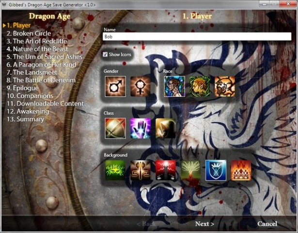 Dragon Age 2 Cheats   Game Front