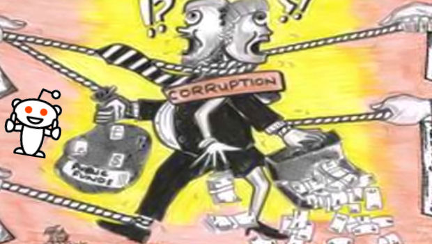 corruption a big blot on society Corruption runs wild bosses knew they also had to placate big business attention was brought to tweed's corruption by political cartoonist thomas nast.