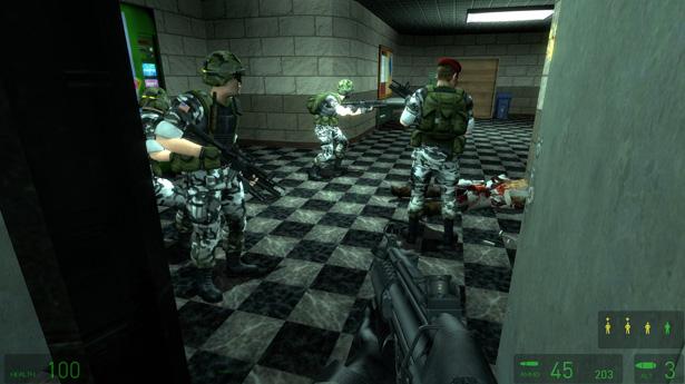 Half-Life 2 Mod — Mesa – Fallback | Game Front