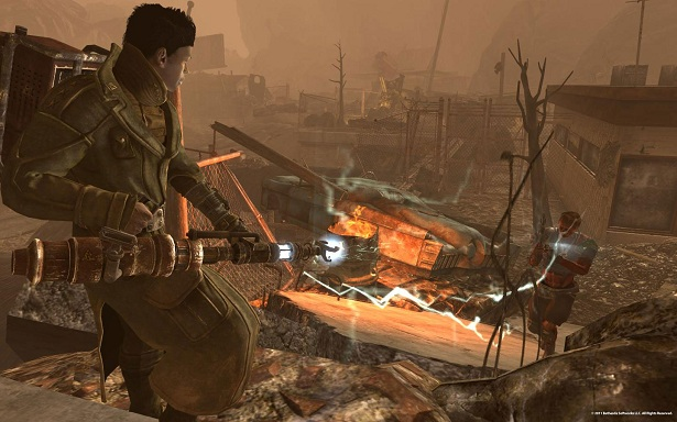 Fallout: New Vegas – Lonesome Road DLC Cheats   Game Front