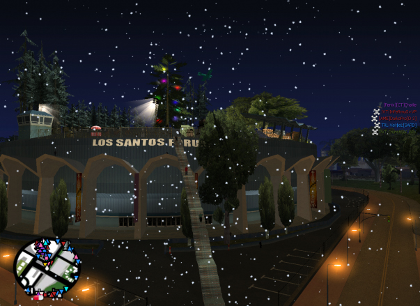 Multi Theft Auto: San Andreas Deathmatch v1.0