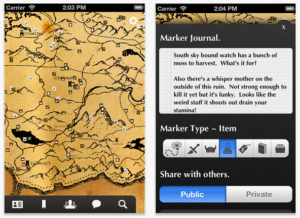 Bethesda and ZeniMax Sue Skyrim Map App Maker | Game Front