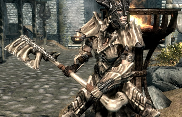 Need More Kill Here Are 8 Skyrim Mods For Weapons Game Front