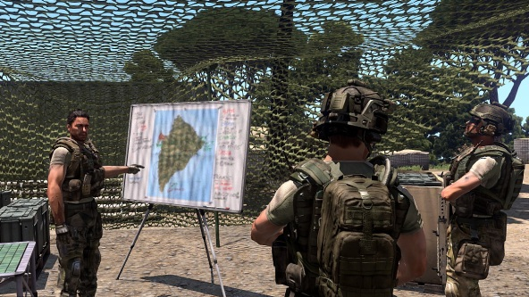 Arma 3 Campaign Episode 'Survive' Review – You're In The Army Now