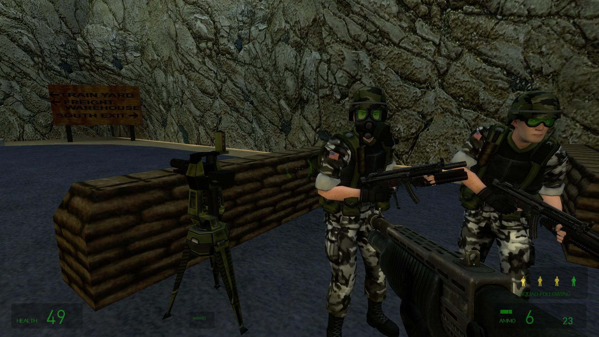 Half-Life 2 Mod — Mesa – Fallback   Game Front